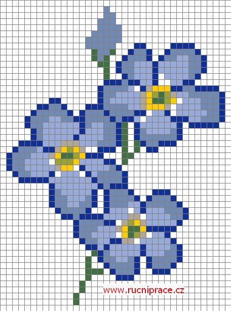 Bu deseni yabancı bir internet sitesinde gördüm ve çok hoşuma gitti.Son zamanlarda maviyi çok kullandığım için renkleri değiştirdim.Elimde ...
