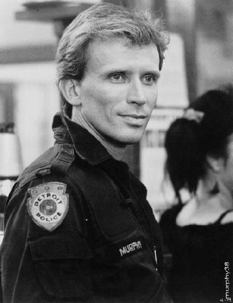 Peter Weller Peter Weller as Murphy