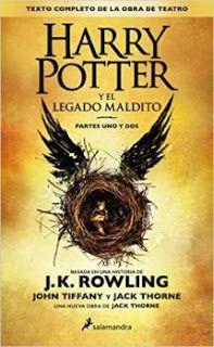 Más Ebooks Gratis : Harry Potter y El legado maldito por JK Rowling