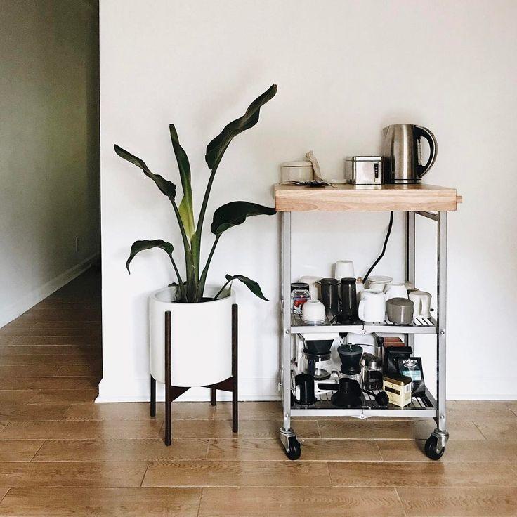Kitchen Storage Ideas Youtube: 25+ Best Ideas About Coffee Carts On Pinterest