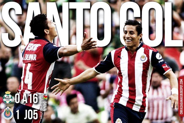 SANTOS 0-1 CHIVAS || EL REBAÑO REGRESA A LA SENDA DEL TRIUNFO El Guadalajara aguantó una ventaja temprana de 1-0 y se trajo tres puntos de Torreón. El gol fue obra de Zaldívar.