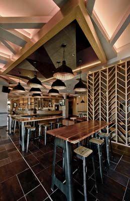 the craftsman bar brasserie cafe interiorsrestaurant
