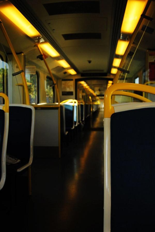 Soul-less metro