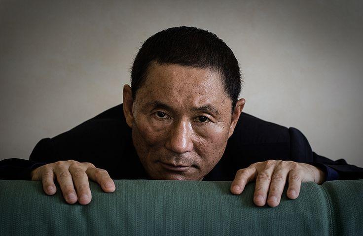 Takeshi Kitano © Piermarco Menini