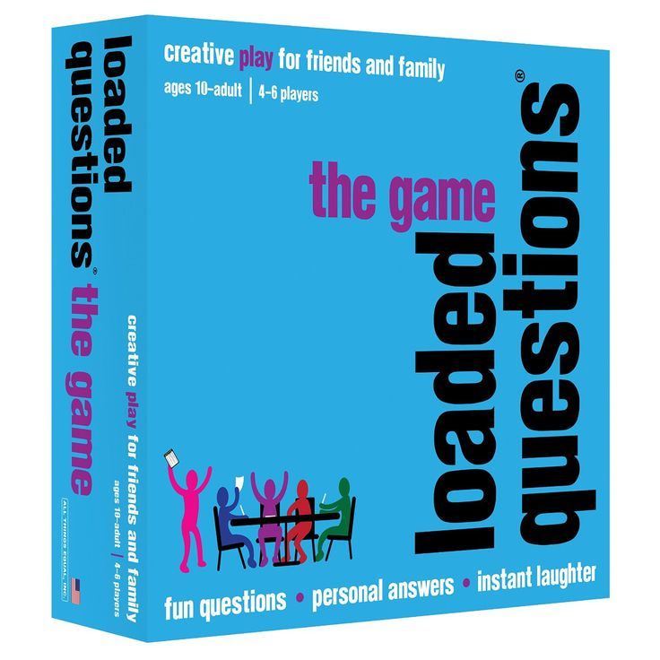 Loaded Questions Board Game- - Anglo Dutch Pools & Toys  - 1