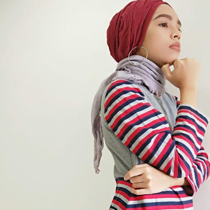 #TurbanStyle #HijabFashion