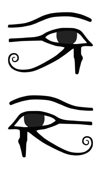 En la filosofía egipcia tenemos, por un lado, la Escuela del Ojo Derecho de…