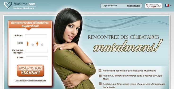Sites de rencontres pour mariage musulman