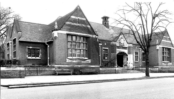 Kettering Library, 1986.