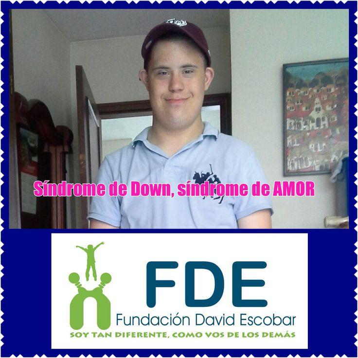 Marzo5 #dia5 #diamundialdelsindromededown #fundaciondavidescobar #diversidad