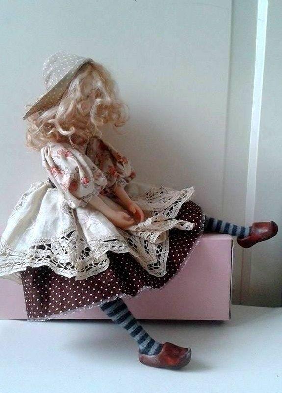 hand made doll by Vafa