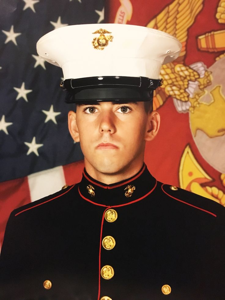HANCEVILLE RESERVE POLICE OFFICER - RYAN LONG - GRADUATES MARINE BOOT CAMP; SURVIVES 'THE CRUCIBLE'  Private Ryan A. Long graduated from the United States Marine Corps boot camp at Marine Corps Recruit Depot in Parris Island, SC on November 4, 2016.  Private Long successfully completed 13 weeks of intensive basic training as one of seventy-four recruits in Training Platoon 2081.