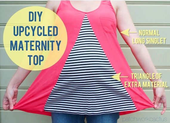 upcycled maternity clothes | upcycled-maternity-clothes