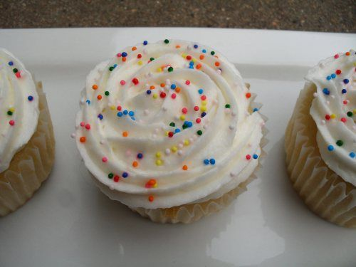 Dairy free cupcakes **Made these for a birthday--they were SO amazing! Better than boxed caked by far and worth the time!