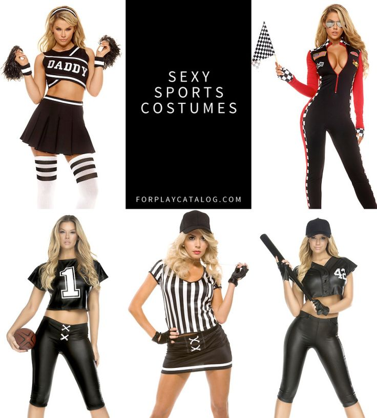 Sexy Sports Costumes for Women