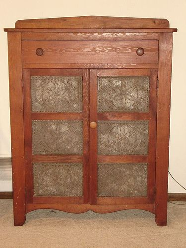 Vintage Cupboard Renovation