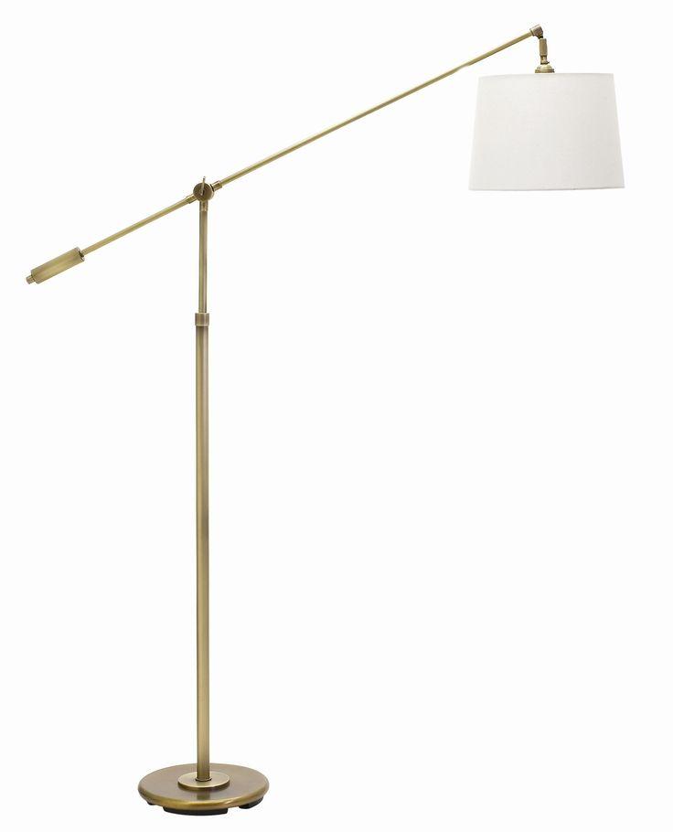 Nahla 71 Quot Torchiere Floor Lamp Adjustable Floor Lamp Floor Lamp Antique Brass Floor Lamp