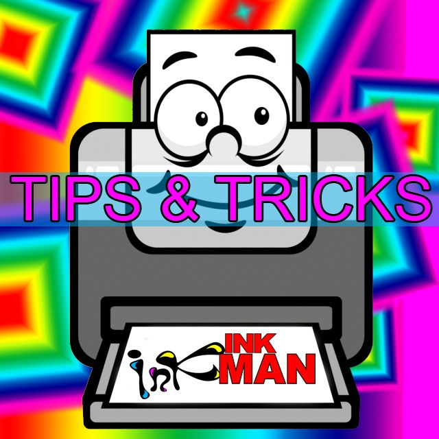 Lots of #tips & #tricks that can help you save #money for better prints #INKman CLICK HERE! http://bit.ly/1RE5JoT