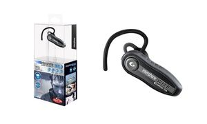 Groupon - Auricolare Bluetooth Cellular Line Wild waterproof a [missing {{location}} value]. Prezzo Groupon: €29,90