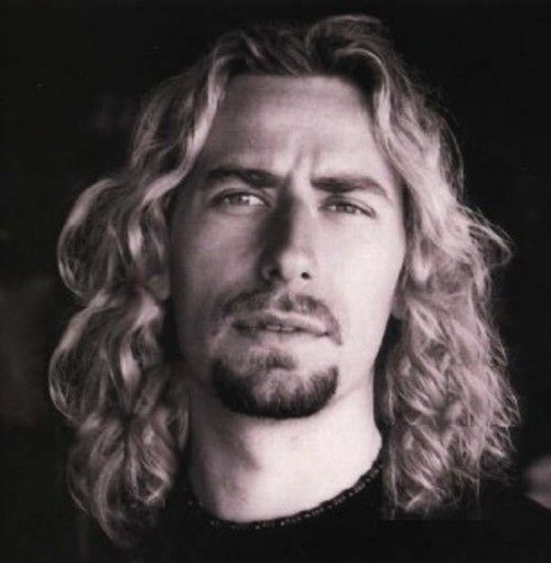 chad kroeger (nickelback)      *disclaimer: he never should have                    cut his hair -- I AGREE !