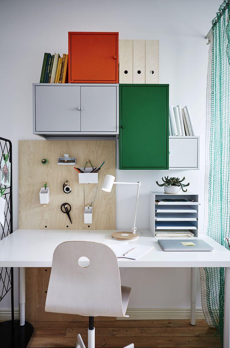 ikea accessoires bureau fashion designs. Black Bedroom Furniture Sets. Home Design Ideas