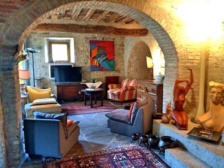 Villa Le Fornaci - Podere le Fornaci - Siena Chianti Classico