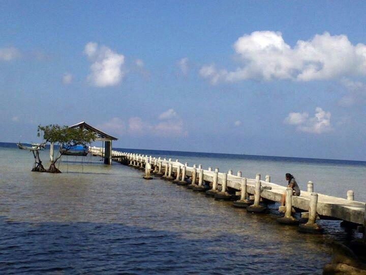 Biawak Island, Indramayu West Java ID
