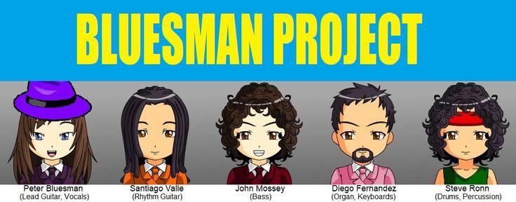 Bluesman Project