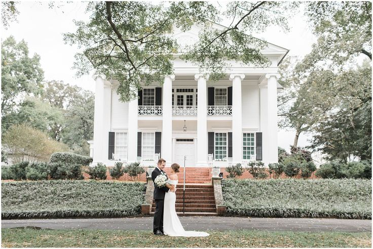Berry College Wedding at Oak Hill Gardens in Rome,