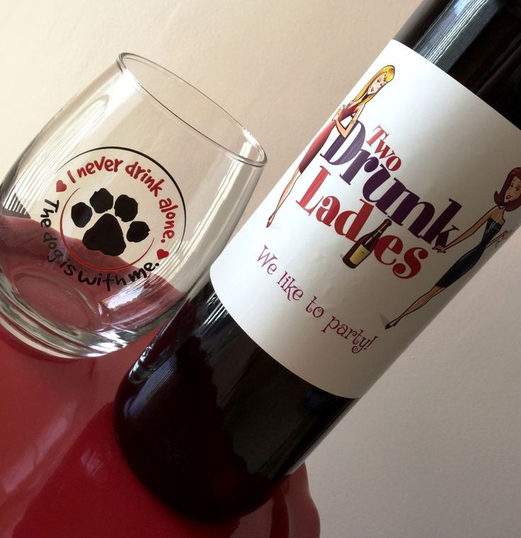 Two Drunk Ladies LLC - Unique Wine Glasses, Drinkware, and Fun items.