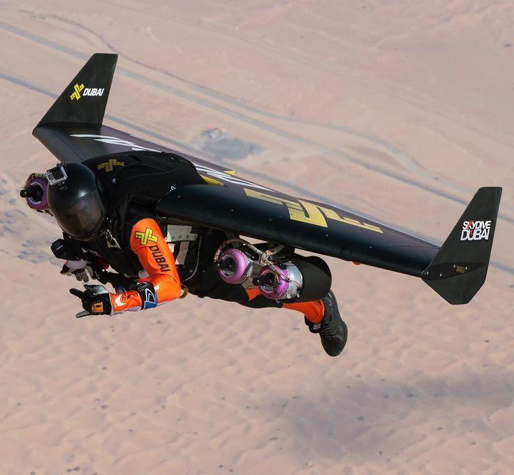 Beautifull Flight Tonight With Generalrossy Jetman Xdubai - Crazy video of two guys flying jetpacks over dubai