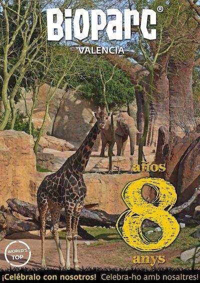 Octavo aniversario de Bioparc Valencia - http://www.absolutvalencia.com/octavo-aniversario-de-bioparc-valencia/