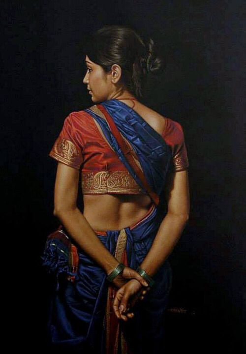 Realistic art at its best. Coloured pencil painting by Shashikant Dhotre.