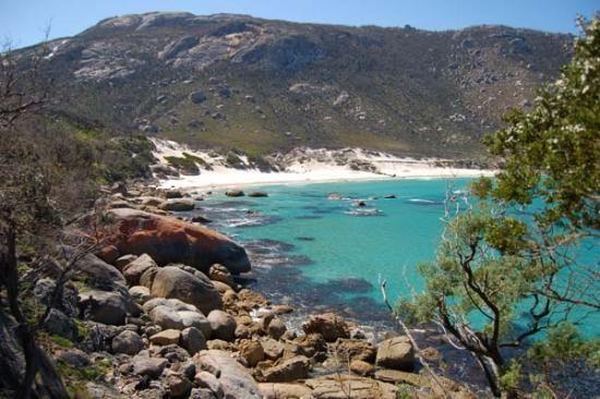 Little Oberon Beach, Wilsons Promontory National Park, Australia