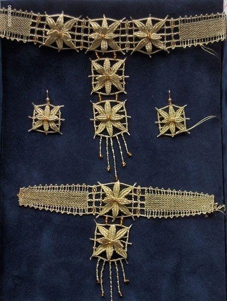 Коклюшечное кружево может быть разным - Ярмарка Мастеров - ручная работа, handmade