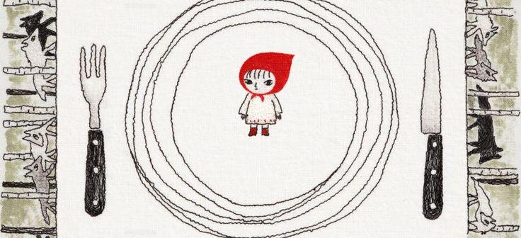 Mika Hirasa | Micao | Little Red Riding Hood