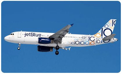 Jet Blue's One Day Fly-Somewhere Sale