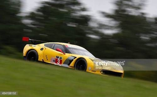 06-23 ALTON, VA - AUGUST 24: The #4 Corvette of Oliver Gavin and... #vir: 06-23 ALTON, VA - AUGUST 24: The #4 Corvette of Oliver… #vir