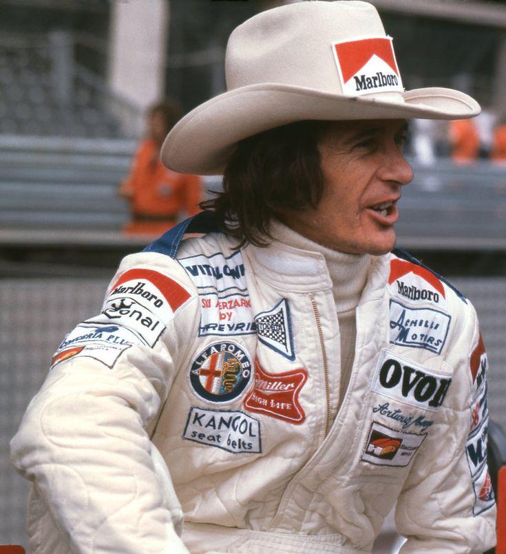 Arturo Merzario (Monaco 1977) by F1-history