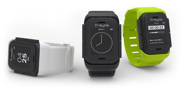 Indiegogo project 'Kreyos Meteor' claims to be iPhone compatible voice, gesture-controlledsmartwatch