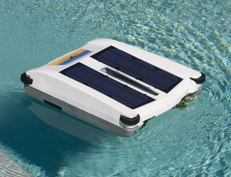 Robotic Solar #PoolSkimmer http://thegadgetflow.com/portfolio/robotic-solar-pool-skimmer/?utm_content=buffer51bd4&utm_medium=pinterest&utm_source=pinterest.com&utm_campaign=buffer #Ecofriendly approach to cleaning your pools!