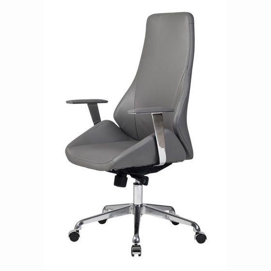 MacKenzie Office Chair - Grey - Urban Barn - $399