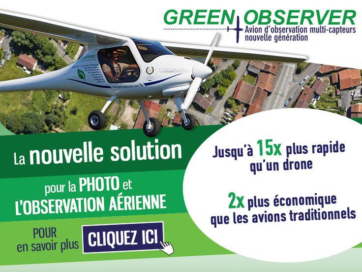 Photo aérienne - L'Europe vue du ciel - Prise de photos aériennes