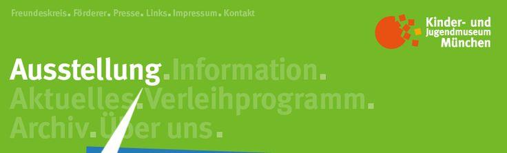 Ausstellungen des Kindermuseums München