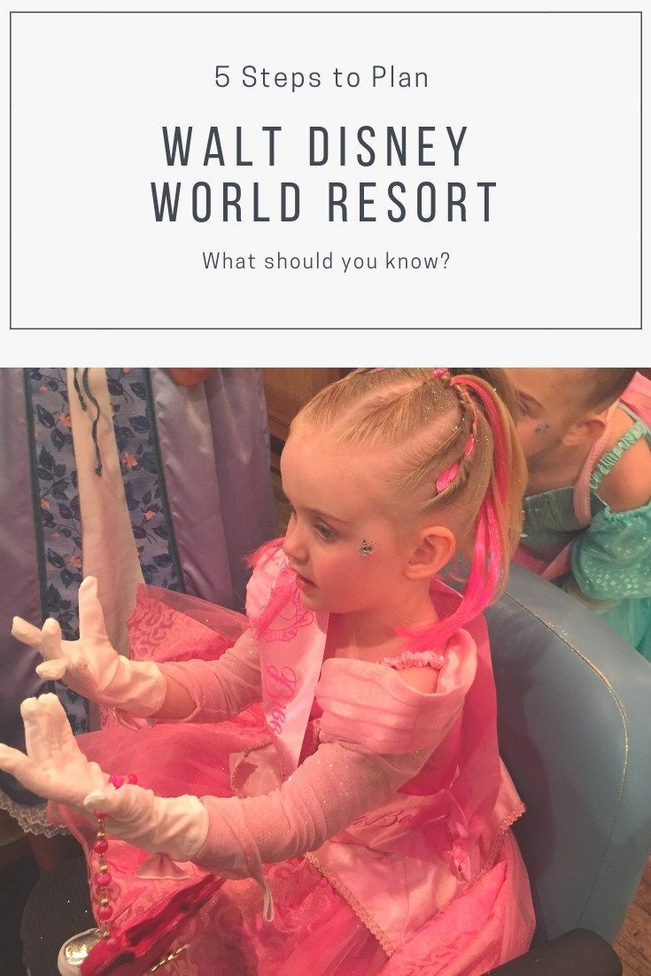 Planning A Disneyworld Trip The 5 Most Important Steps Disney World Trip How To Plan Disney World