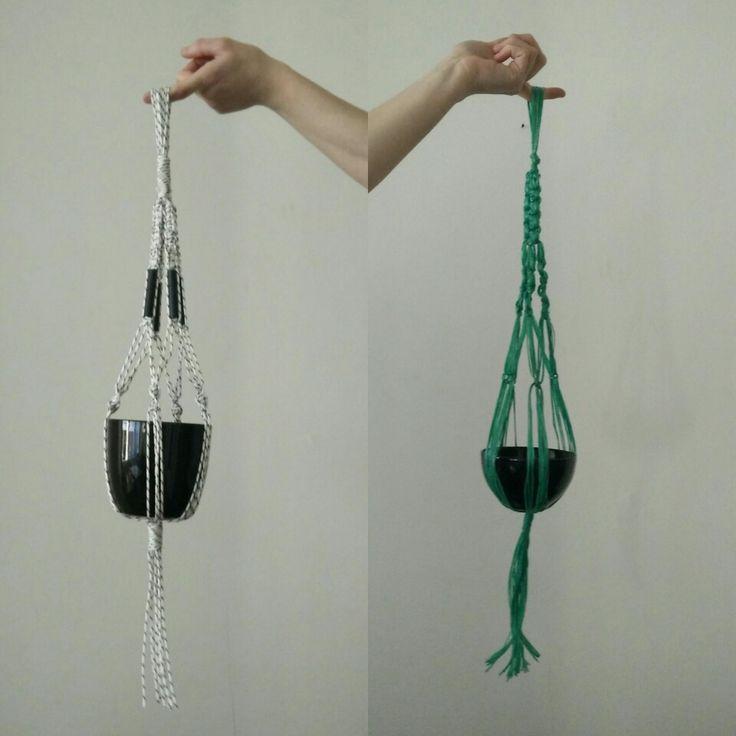Handmade plants hanger #macrame #handmade #onlineshop#waitingyourorders