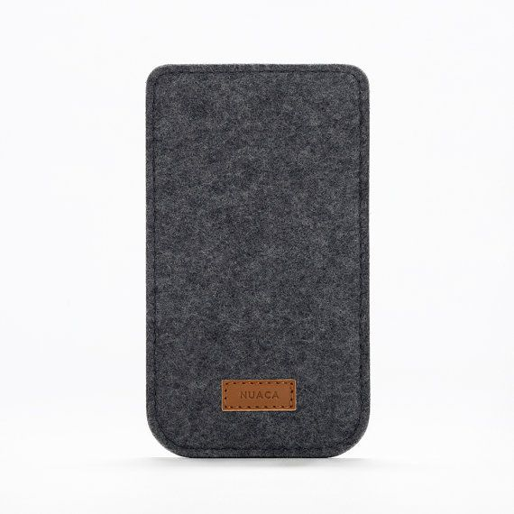 iPhone 6 Case - Cover iPhone 6s - Grey Sleeve for iPhone 6, iPhone 6s