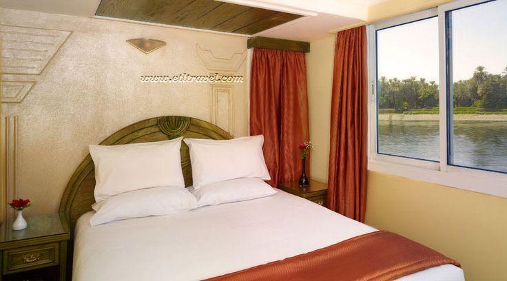Tulip Nile cruise executive suite