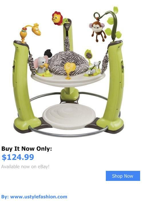 Baby activity centers: New Evenflo Exersaucer Jump And Learn Jumper Jungle Quest Baby Jumperoo Bouncer BUY IT NOW ONLY: $124.99 #ustylefashionBabyactivitycenters OR #ustylefashion