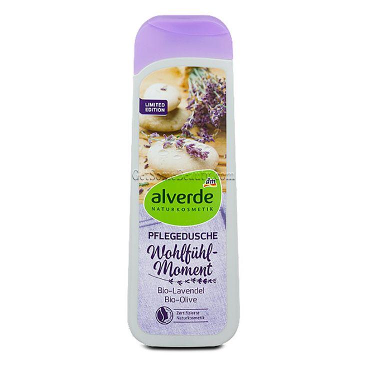 ALVERDE Natural Cosmetics Shower Gel Feel-Good Moment 250 ml | Get Some Beauty